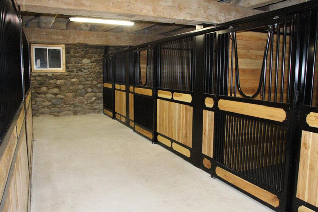 Custom Equestrian Facilities Stables Design Arena Storage Building Construction Consulting Services Stonewood Construction Management Ontario