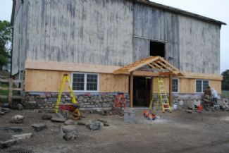 Marbill Hill Farm - Renovation